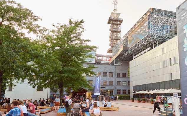 OÖ Kulturquartier / HÖHENRAUSCH