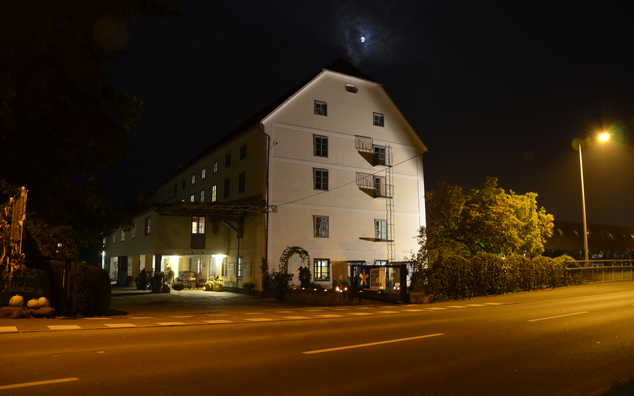 Berghofer-Mühle: Lebendes Museum – Getreide- und Ölmühle, Schaukraftwerk