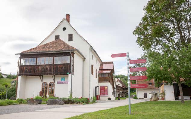 Besucherzentrum Naturpark Südsteiermark am Grottenhof