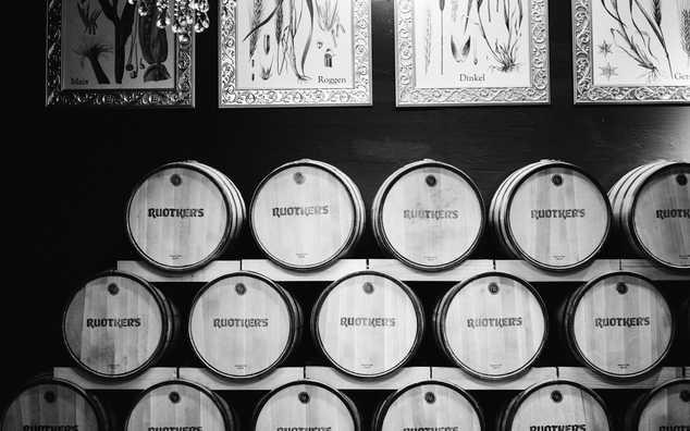 Ruotker's – house of whiskey, gin & rum