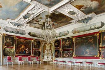 Galeriezimmer, Foto: Universalmuseum Joanneum / N. Lackner