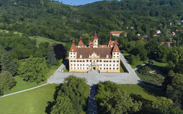 Schloss Eggenberg, Prunkräume und Park, Universalmuseum Joanneum