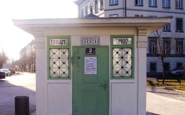 Jugendstiltheater Klagenfurt/Celovec