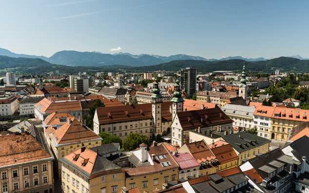 Stadtpfarrturm Klagenfurt am Wörthersee