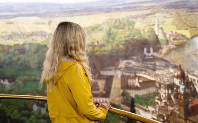 Panorama Museum & Salzburger Glockenspiel