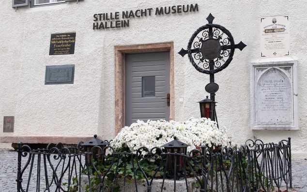 Stille Nacht Museum Hallein