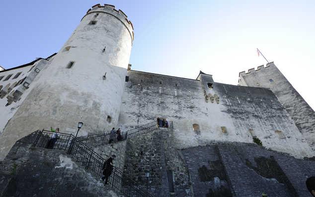 Festung Hohensalzburg inkl. Marionettenmuseum und Rainer-Regimentsmuseum