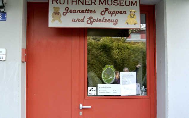 Jeanettes Puppen- und Spielzeugmuseum
