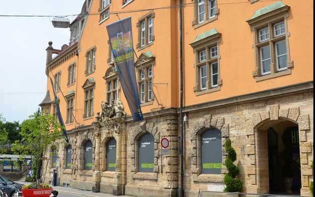 Kunstmuseum am Inselbahnhof