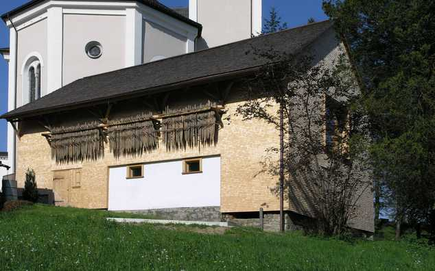 "Heimatmuseum und ""Mesmers Stall"""