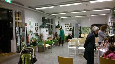 Ausstellung in der Museumsaula, © Wiener Stadtgärten