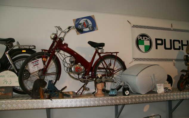 Motorrolldie – Privates Motorradmuseum