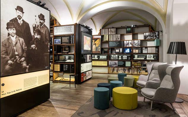 Österreichische Nationalbibliothek – Literaturmuseum