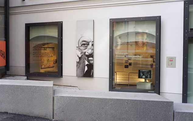 Die Zukunft des Erinnerns – Museum Simon Wiesenthal