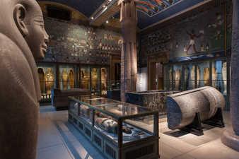 Ägyptisch-Orientalische Sammlung © KHM-Museumsverband