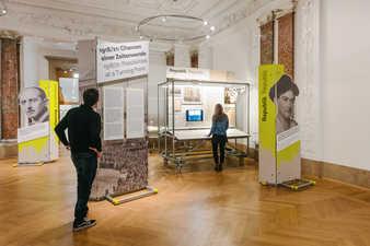 """Hauptausstellung """"Neue Zeiten: Österreich seit 1918"""", © hdgö, Foto: Klaus Pichler"""