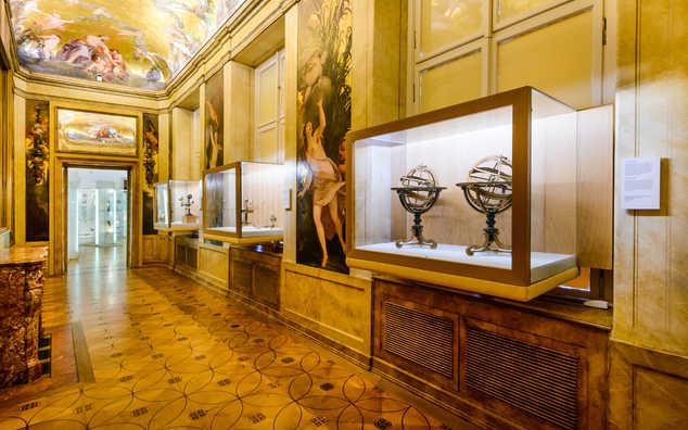 Österreichische Nationalbibliothek – Globenmuseum