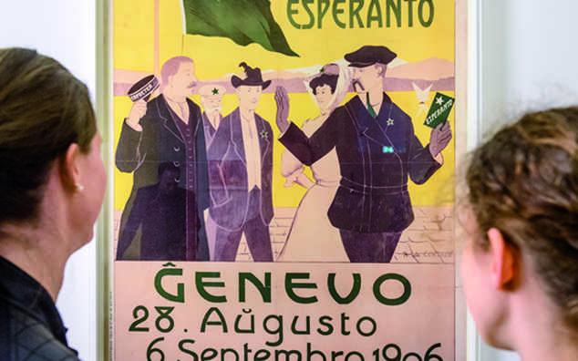 Österreichische Nationalbibliothek – Esperantomuseum