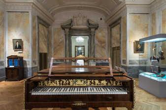 Sammlung alter Musikinstrumente © KHM-Museumsverband