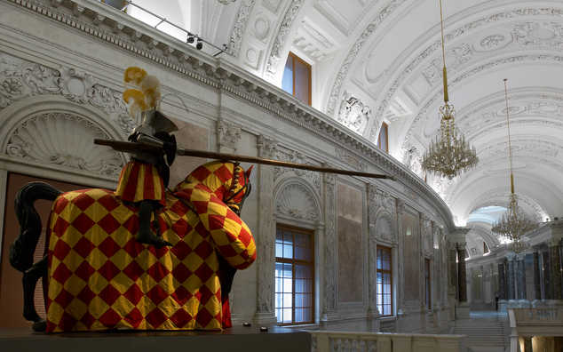 Kunsthistorisches Museum Wien – Sammlungen in der Neuen Burg