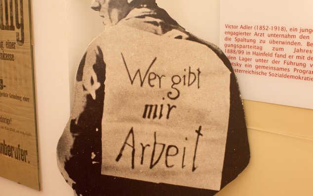 Museum im Hof – Geschichte der Arbeiterbewegung im Raum St. Pölten