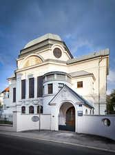 Die Ehemalige Synagoge St. Pölten, Foto: Injoest / Marius Höfinger