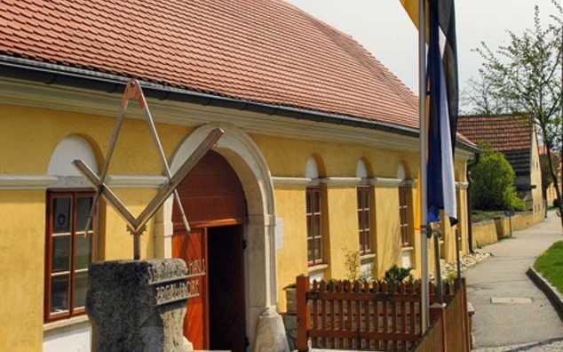 Steinmetzhaus Zogelsdorf